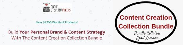 Content Creation Collection Bundle